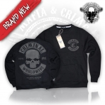 Mafia And Crime Criminal Worldwide Sweater - Black