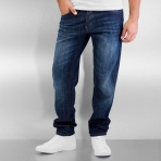 ROCA WEAR DENIM PANT TAPERED LOOSE FIT MANHATTAN WASH