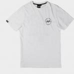 Wrung Vandals T-Shirt White