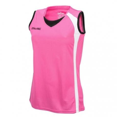 Spalding 4her tank top - pink