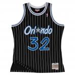 Mitchell & Ness Swingman Jersey - Shaquille O'Neal Nr. 32 Orlando Magic Black/White
