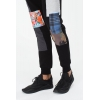 Hype Multi Patches Crest Joggers Multi