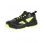 PEAK BASKETBALL SHOES E42070A Black/Fluorescent Yellow (detské)