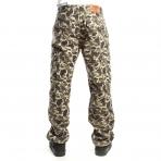 Wrung Pants Camo Cargo