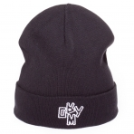 GRIMEY CUT THE CRAP BEANIE BLACK