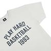 K1X Play Hard Basketball Tee - Stone