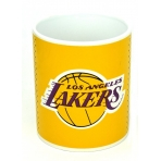 Sideline Collectibles NBA Fade Mug Los Angeles Lakers