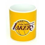 Sideline Collectibles NBA Fade Mug Los Angeles Lakers