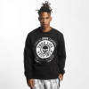 Thug Life Men Jumper Barley in black