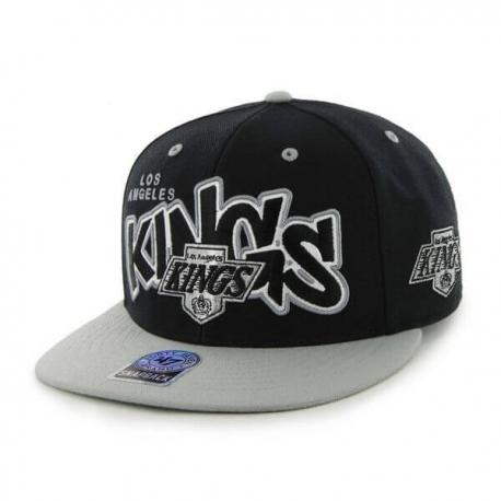 47Brand Official NHL La Kings Snapback Caps