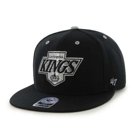 47Brand Official NHL La Kings Snapback Caps