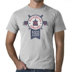 47Brand Official Mlb Texas Rangers Fadeaway T-Shirt