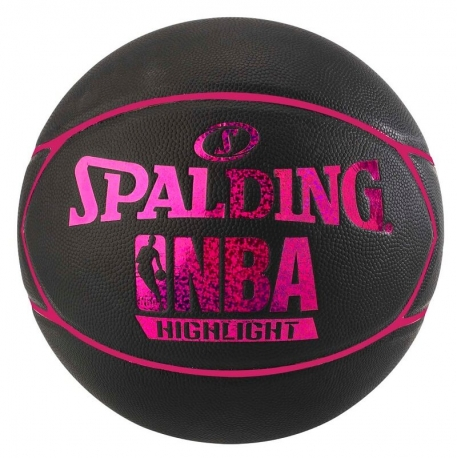 Spalding NBA Highlight 4Her Out sz.6 Black/Pink