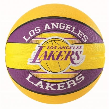 Spalding NBA Team L.A. Lakers sz.7