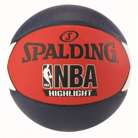 Spalding NBA Highlight Outdoor sz.7 Navy/Red/White