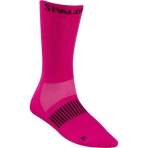 Spalding Coloured Socks Fluo Pink/Anthra