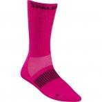 Spalding Coloured Socks Fluo Pink/Anthra