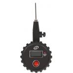 Spalding ELectronic Ball Pressure Gauge Black