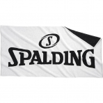 Spalding Towel White/Black