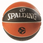 Spalding Euroleague TF500 In/Out sz.7 Orange/Black