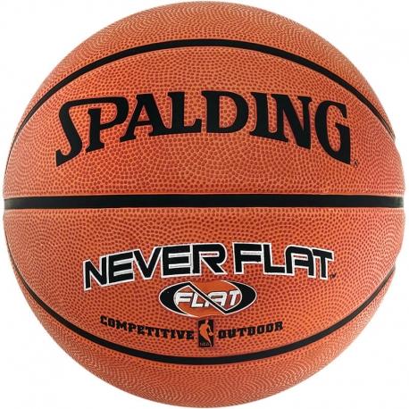 Spalding NBA Neverflat Outdoor sz.7 Orange