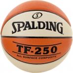 Spalding TF250 In/Out sz.6 Orange/White