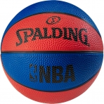 Spalding NBA Miniball sz.1 Blue/Red