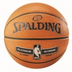 Spalding NBA Platinum Outdoor sz.7 Orange