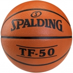 Spalding TF50 Outdoor sz.6 Orange