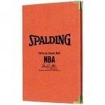 Spalding NBA Schreibmappe A5 Orange