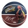 Spalding NBA Player Lebron James sz.7 Navy/Bordeaux