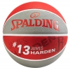 Spalding NBA Player James Harden sz.7 Grey/Red