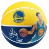 Spalding NBA Player Stephen Curry sz.5 Yellow/Blue
