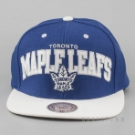 Mitchell & Ness Vintage Team Arch Snapback NHL - Toronto Maple Leafs Blue/White
