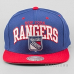 Mitchell & Ness Vintage Team Arch Snapback NHL - Ny Rangers Blue/Red