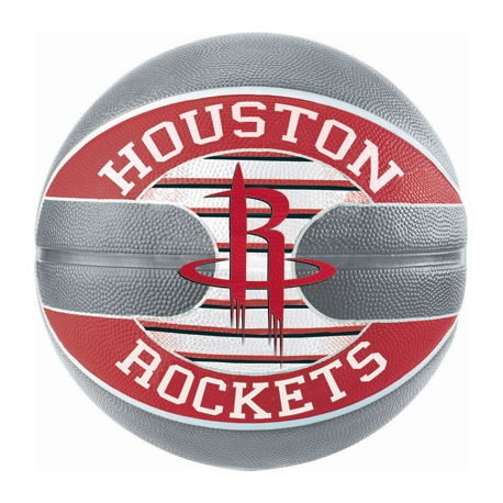 Spalding NBA Team Houston Rockets sz.7