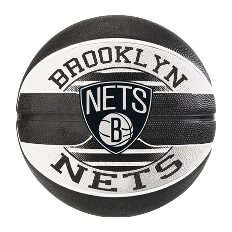 Spalding NBA Team Brooklyn Nets sz.7
