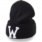 State of WOW WHISKEY Beanie Black