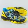 PEAK Basketball Shoes Blue/Yellow (EW7210A)