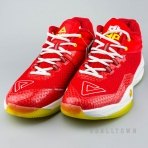 PEAK Basketball Shoes Red/White (E64003A)