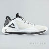 PEAK Basketball Shoes White/Black (E64323A)