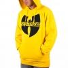 Wu-Tang Classic Logo Hooded yellow