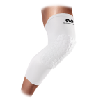 McDavid Hex Force HexPad Extended Leg Sleeves (chránič kolena - biely)
