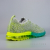 PEAK Running Shoes E62127H Ice Grey/Fluorescent Yellow