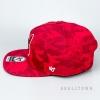 47 BRAND CAPTAIN CAP MLB Cleveland Indians