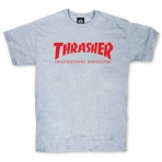 THRASHER SKATE MAG GREY