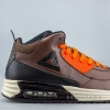 PEAK Winterized Shoes Chestnut Brown/Flame Orange E54207M