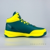 PEAK Winterized Shoes Dk.Ink Blue/Shining Yellow E54611M