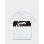 WRUNG BACKER TSHIRT WHITE