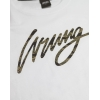 WRUNG SIGN CAMO TSHIRT WHITE